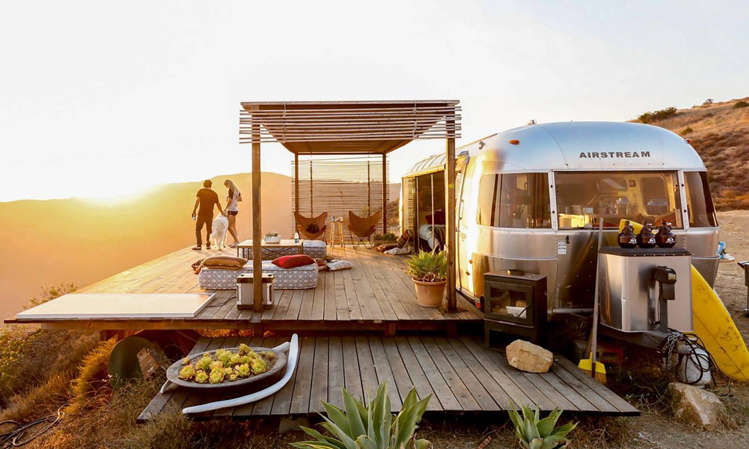 airbnb airstream
