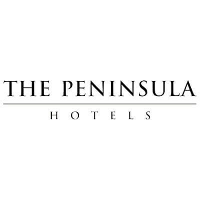 The Peninsula hotels logo