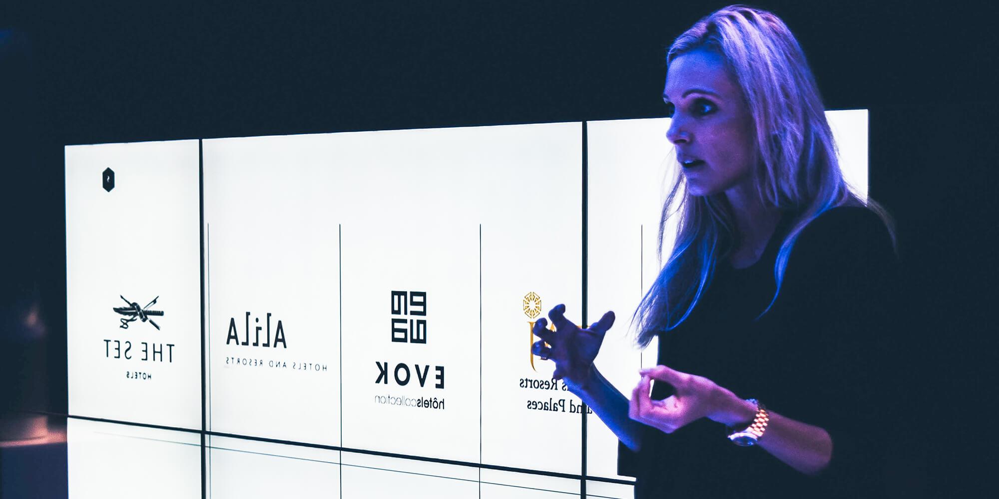 Sophie Toh, Toh PR Founder Speaking